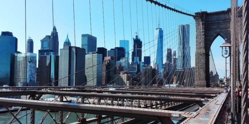 Architecture Bridge Brooklyn Bridge 416053 Min 072338 Edited
