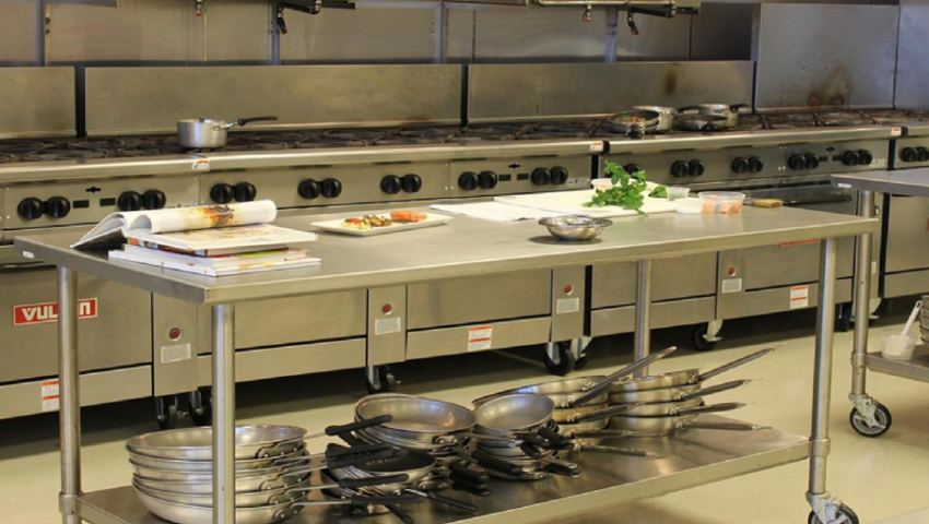 The Essential Restaurant Kitchen Equipment List