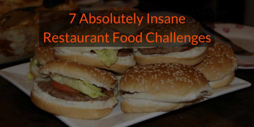 Foodchallenges