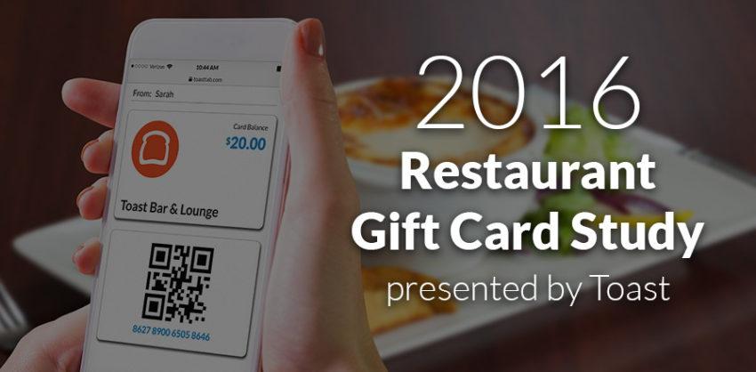 Gift Card Report Header