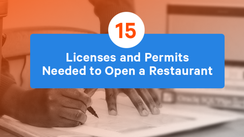 15 Licenses And Permits Needed To Open A Restaurant Toast Pos