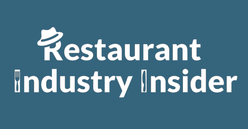 Restaurant Industry Insider Blog Blue