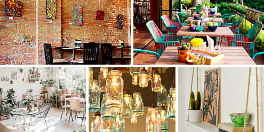 5 Restaurant Interior Design Ideas You Can Implement On a ...