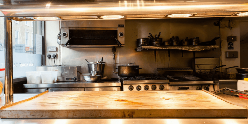 Restaurant Kitchen Designs: How To Set Up A Commercial Kitchen