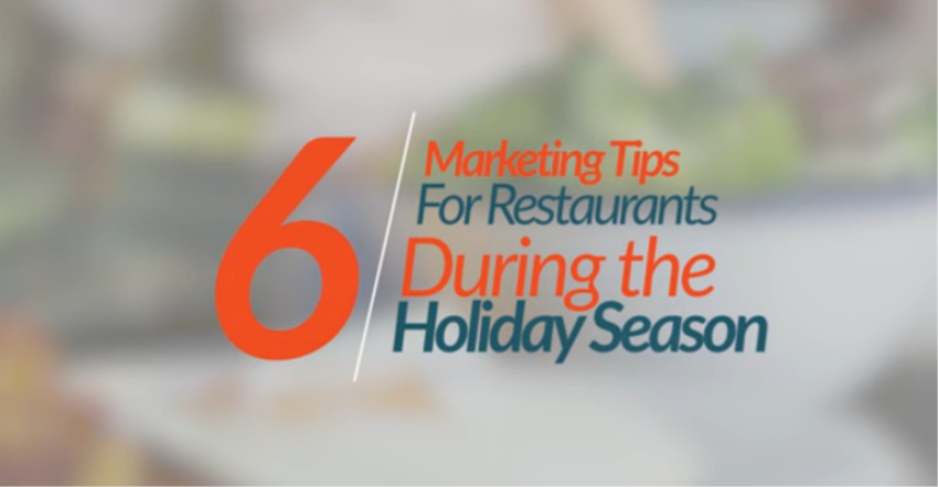 Restaurant Marketing Tips