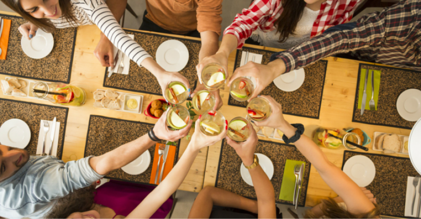 Restaurant Employee Community