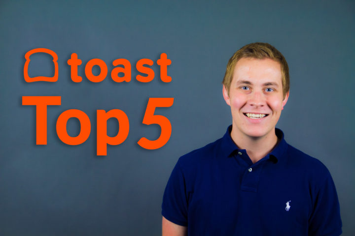 Toast Top Five Whats Trending In The Restaurant Industry
