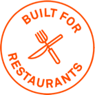Built for Restaurant