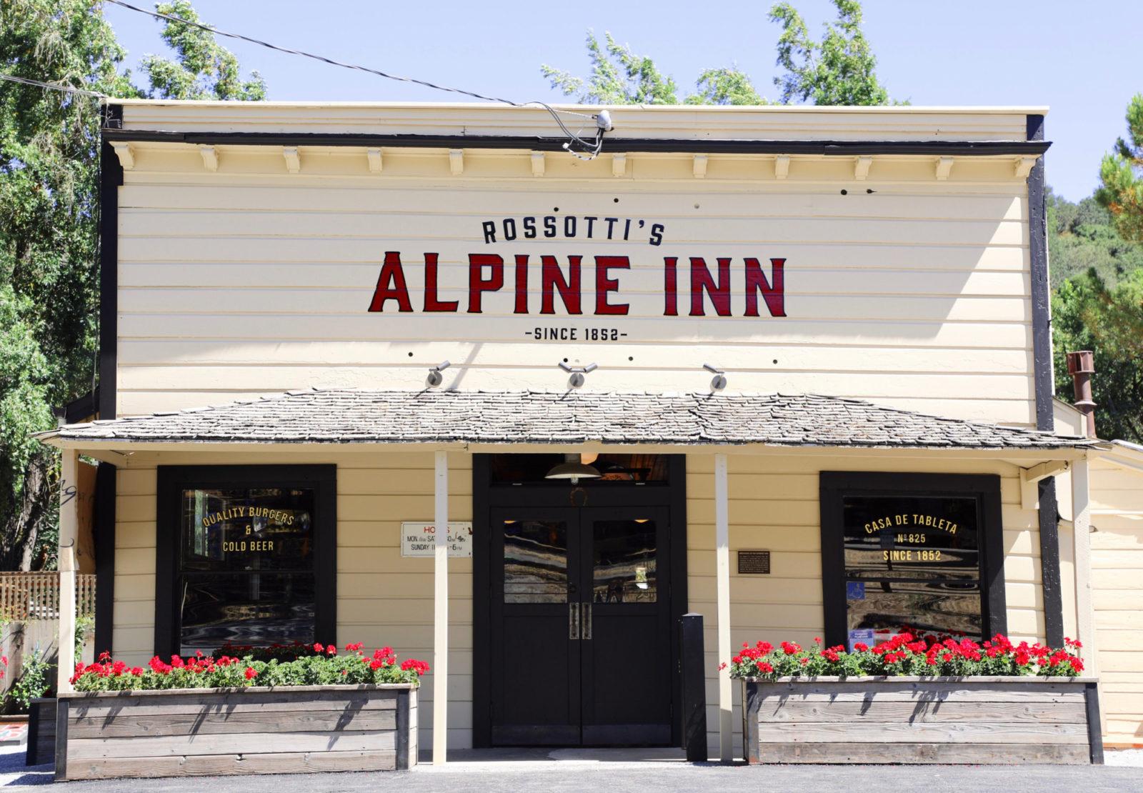 Alpine hero