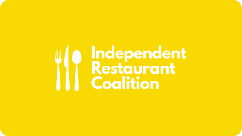 Learn more from the Independent Restaurant Coalition