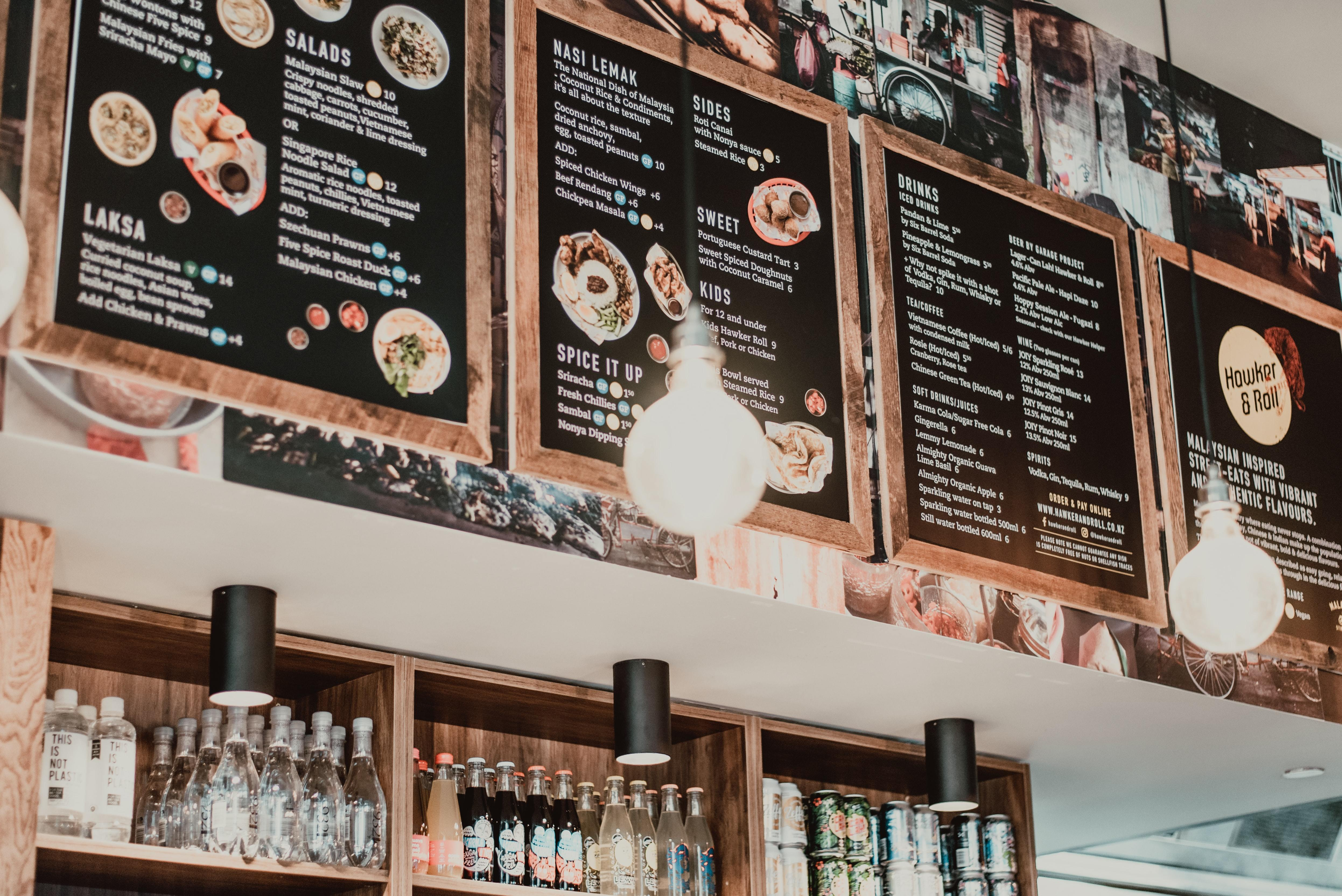 Restaurant Menu Design Guide 8 Essential Tips Tricks And Examples On The Line Toast Pos