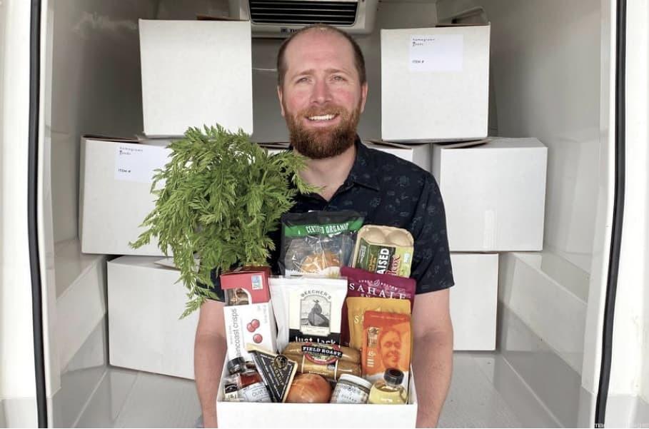 Brad Gillis, Co-Founder of Homegrown