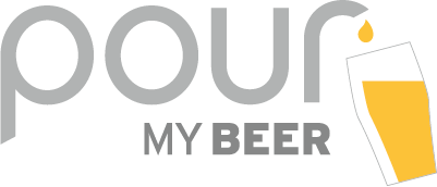 Pour my beer logo