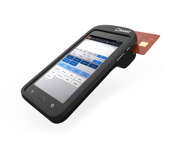 Toast Go™ | Handheld POS System for Restaurants