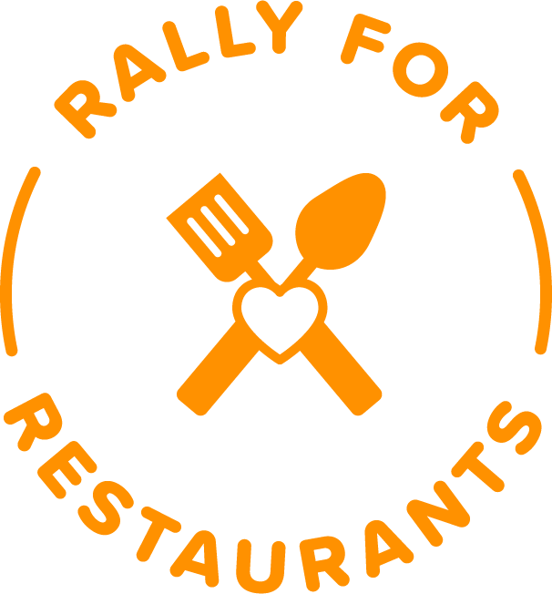 Rally For Restaurants Logo