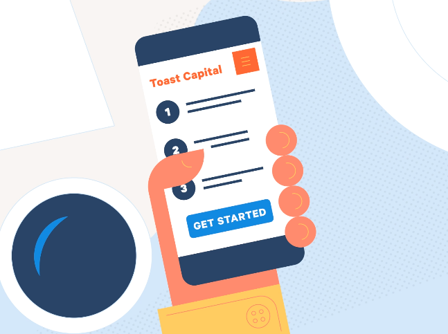 Toast capital screenshot